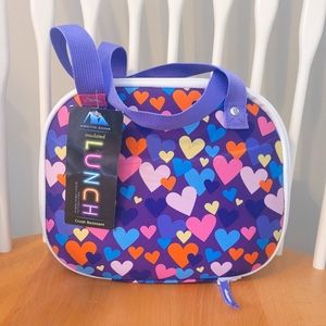 Insulated Lunch Bag NWT